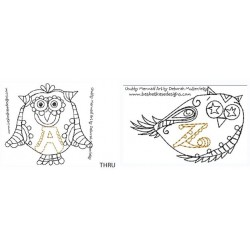 OWLIES ALPHA (A THROUGH Z)