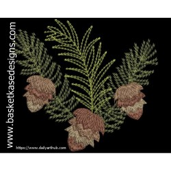 DO NOT ADD TO CART! -  SEE INSTRUCTION ON INFORMATION PAGE  - PINECONES
