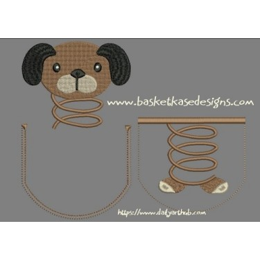 POCKET CHANGE DOG