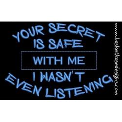 SAFE SECRET