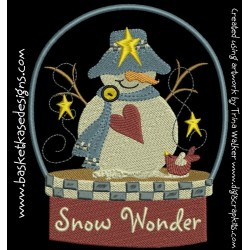 SNOW WONDER APPL