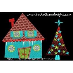 WONKY CHRISTMAS HOUSE 2