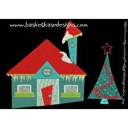 WONKY CHRISTMAS HOUSE 4