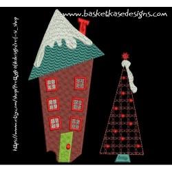 WONKY CHRISTMAS HOUSE 5