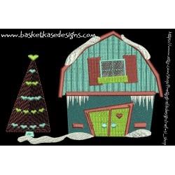 WONKY CHRISTMAS HOUSE 6