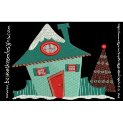 WONKY CHRISTMAS HOUSE 7
