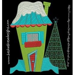 WONKY CHRISTMAS HOUSE 8