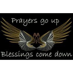 WINGS OF PRAYER