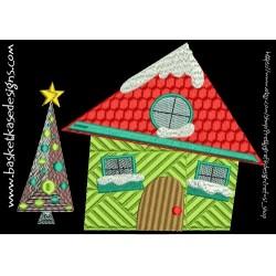 WONKY CHRISTMAS HOUSE
