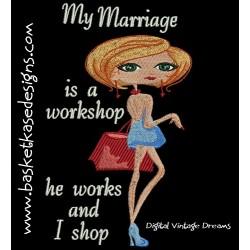 SAD WORKSHOP MARRIAGE