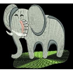 ZOO DAZE ELEPHANT