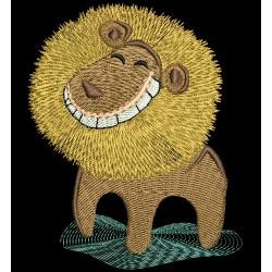 ZOO DAZE LION