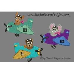 ANIMAL FLYERS 1