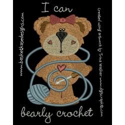 BEARLY CROCHET