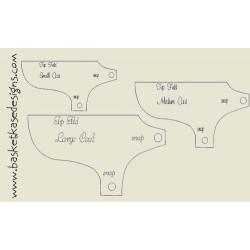 DOG COAT PATTERNS (3 SIZES INCLUDED)