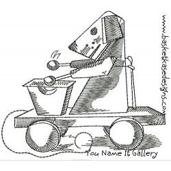 DOG PULL TOY