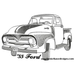 55 FORD PICK UP