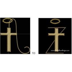 RUGGED CROSS ALPHA (A Thru Z)