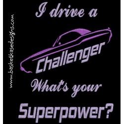 SUPERPOWER CHALLENGER